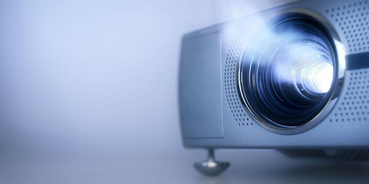 Videoprojekce